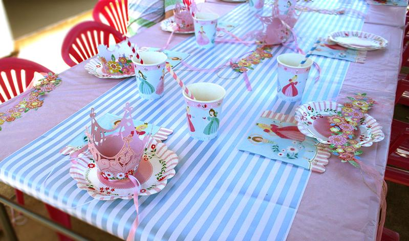 Ella\'s Princess Party