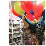 Superhero Helium Balloons
