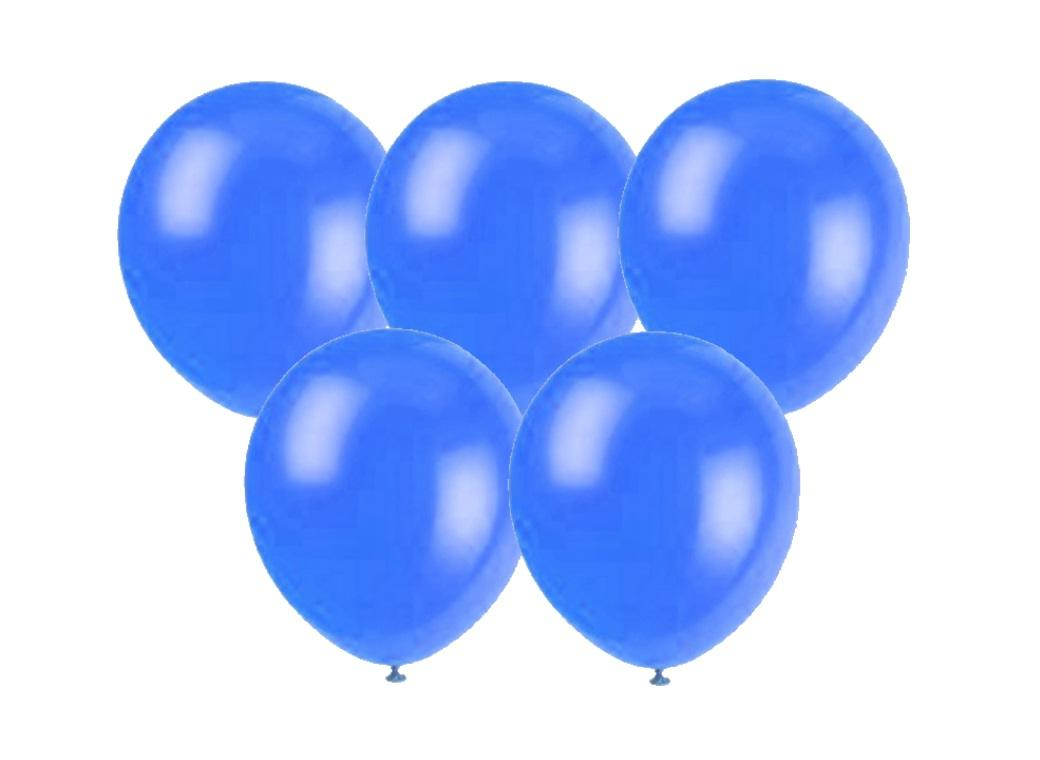 20PK Balloons - Twilight Blue
