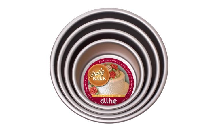 "5"" Round Cake Pan"