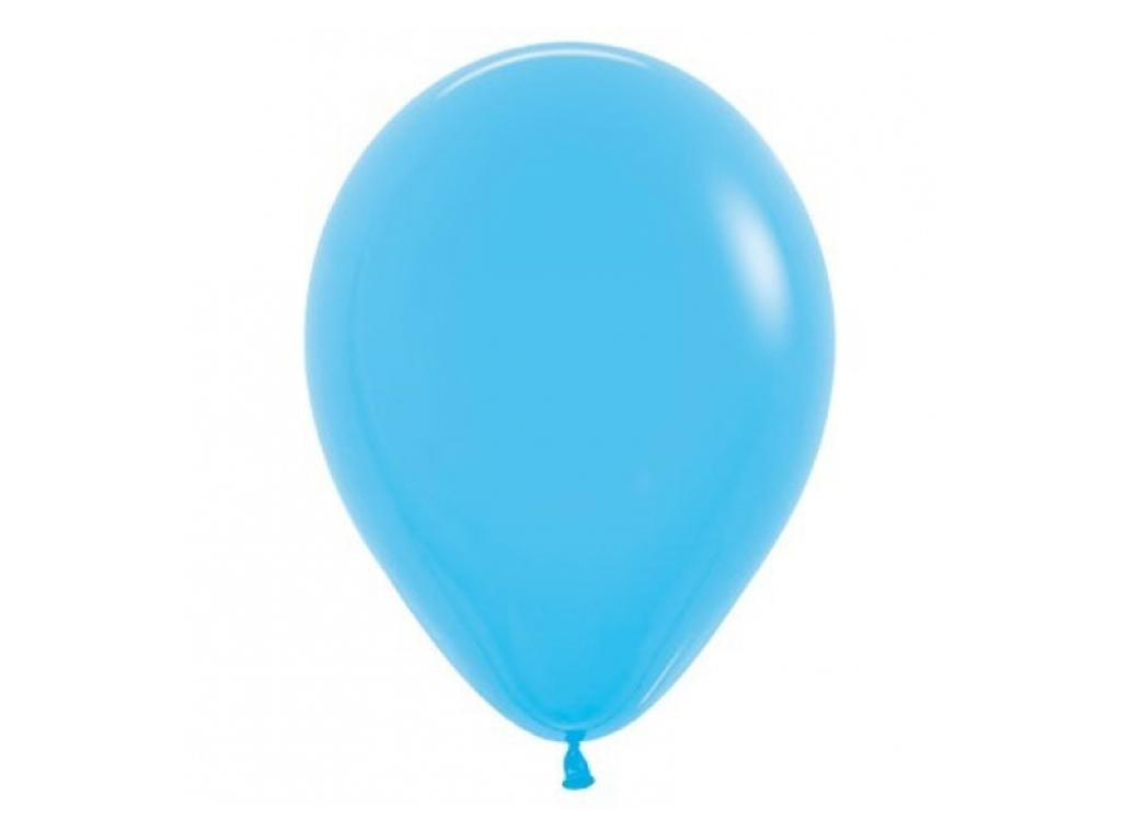 40cm Single Balloon - Blue