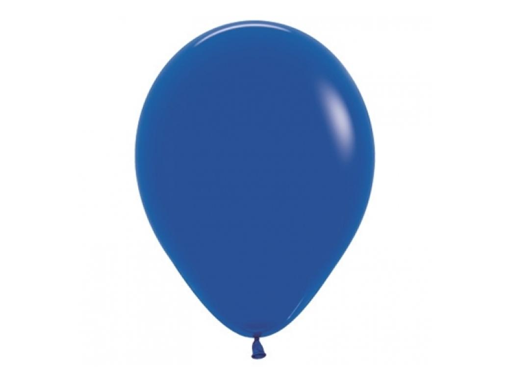 40cm Single Balloon - Royal Blue