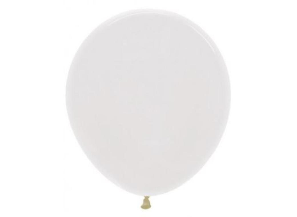 45cm Balloon - Clear