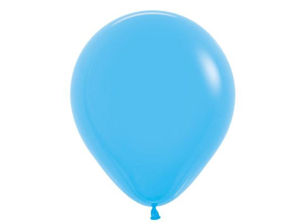 45cm Balloon - Fashion Blue