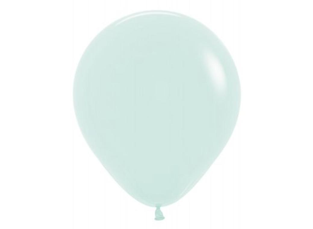45cm Balloon - Pastel Matte Green
