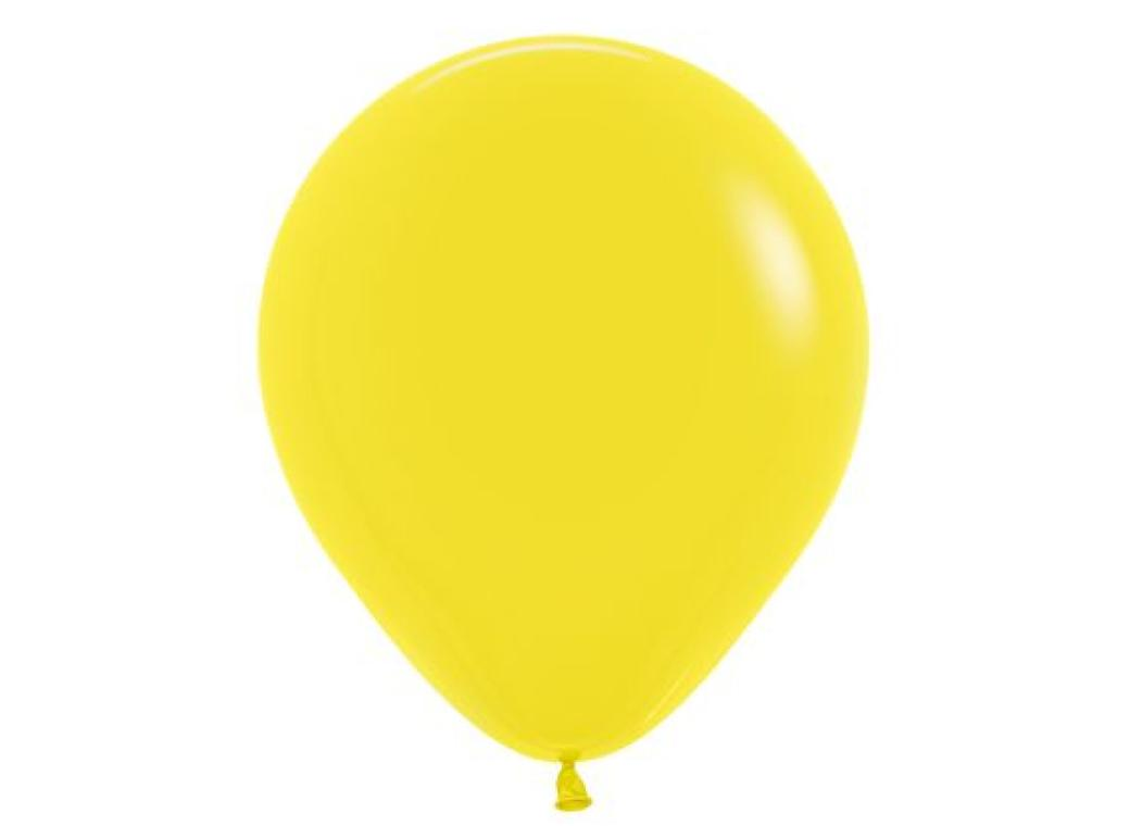 45cm Balloon - Yellow