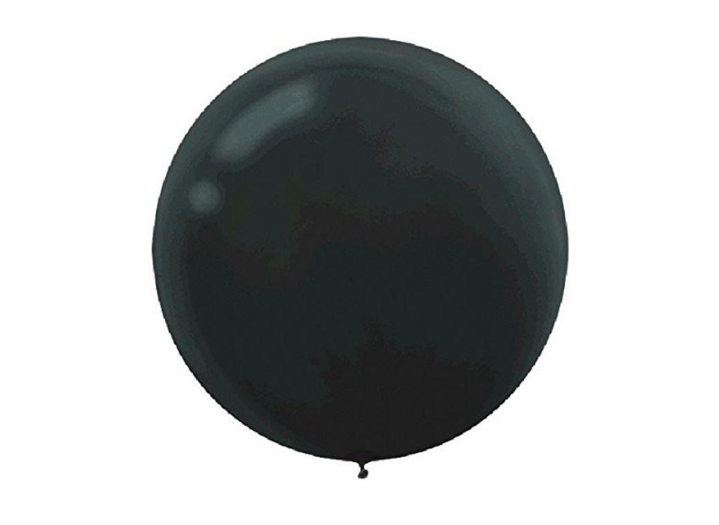 60cm Balloon - Black