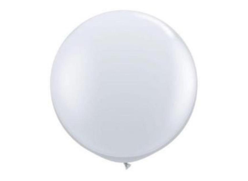 60cm Balloon - Clear