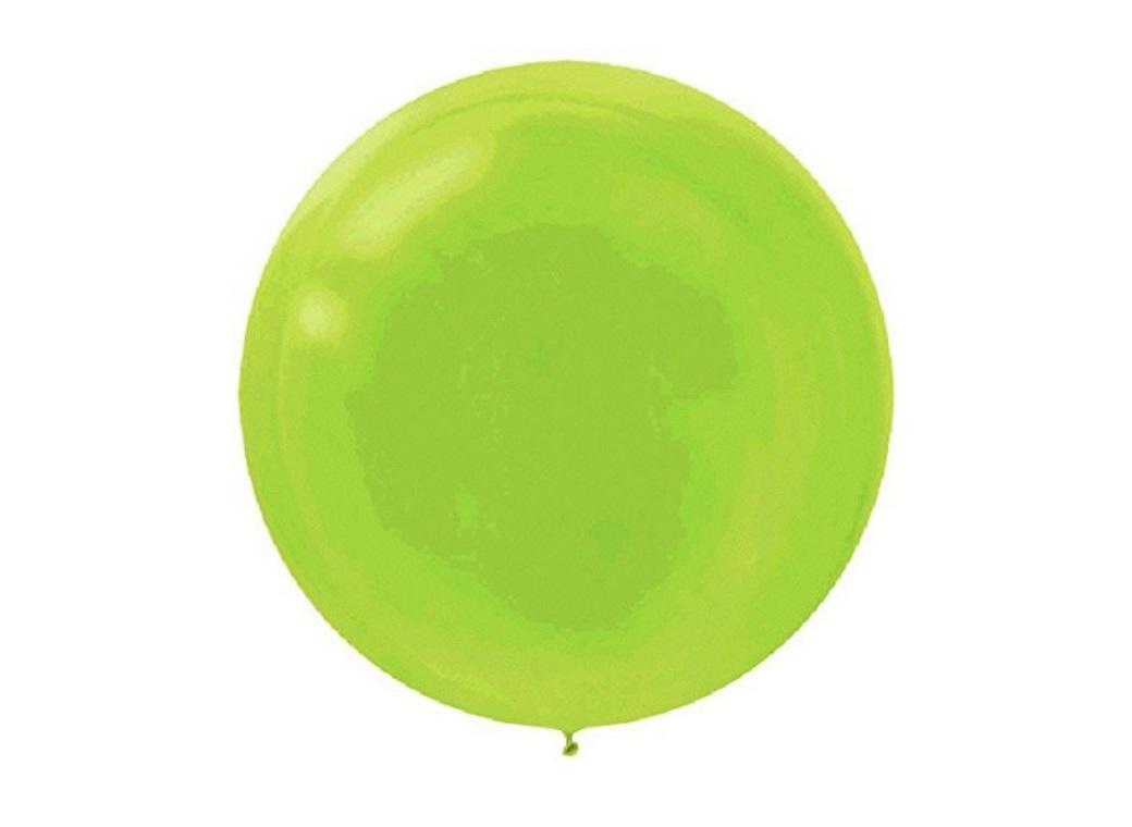 60cm Balloon - Kiwi Lime