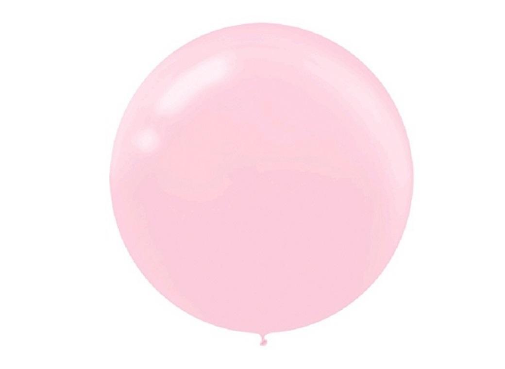 60cm Balloon - Pale Pink