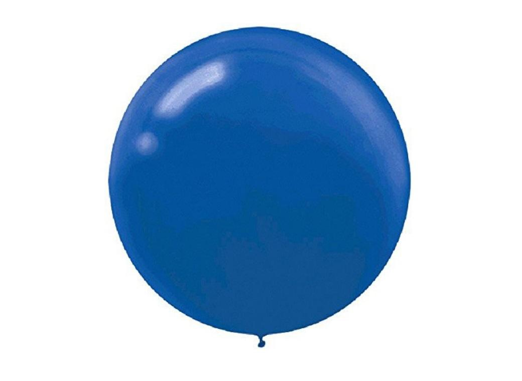 60cm Balloon - Royal Blue