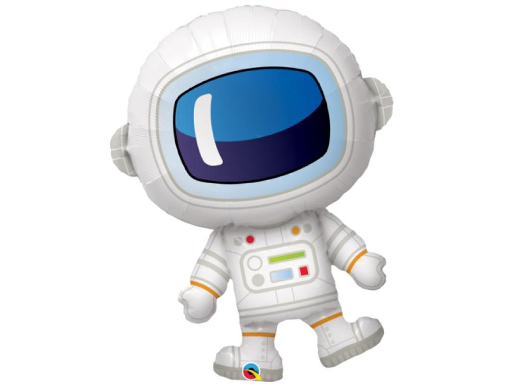 Astronaut SuperShape Foil Balloon