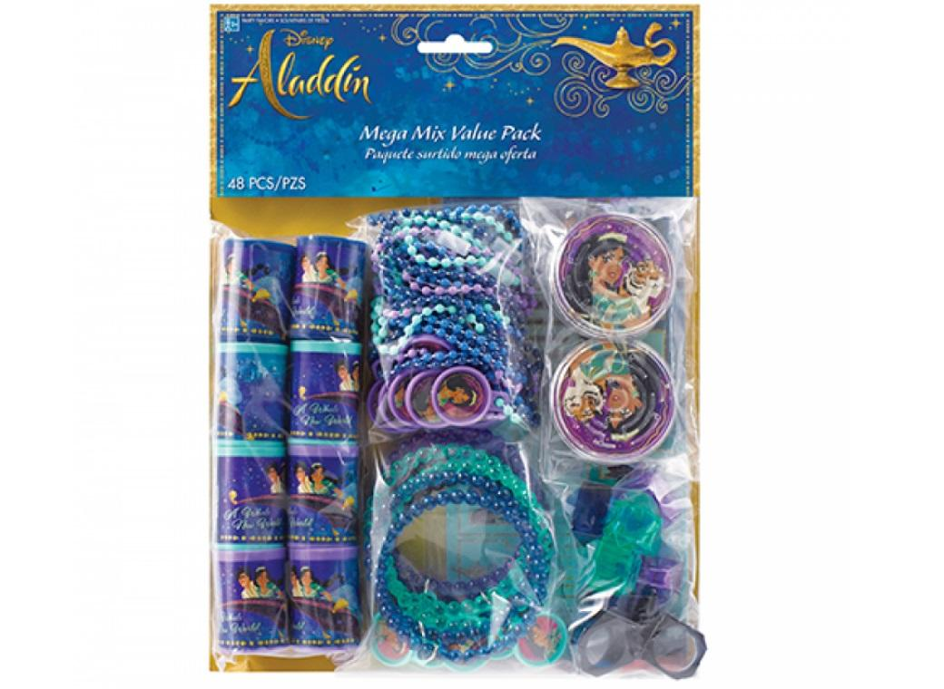 Aladdin Mega Value 48pce Favour Pack
