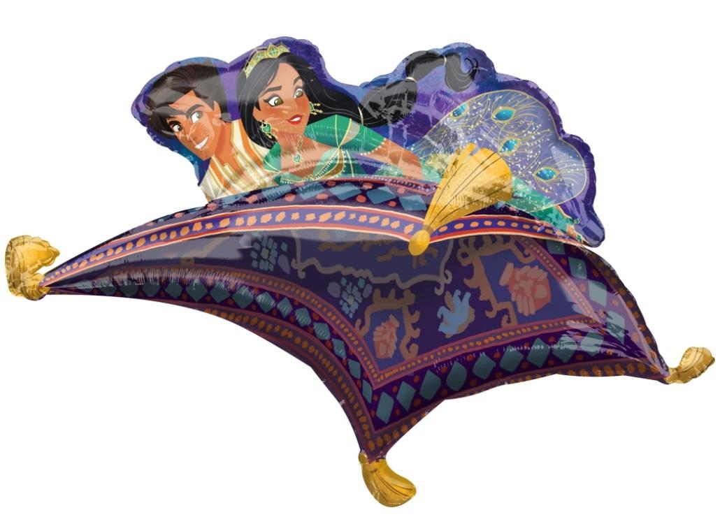 Aladdin SuperShape Foil Balloon