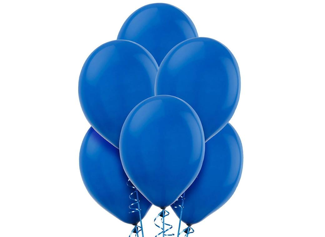 Value Balloons 15pk - Royal Blue
