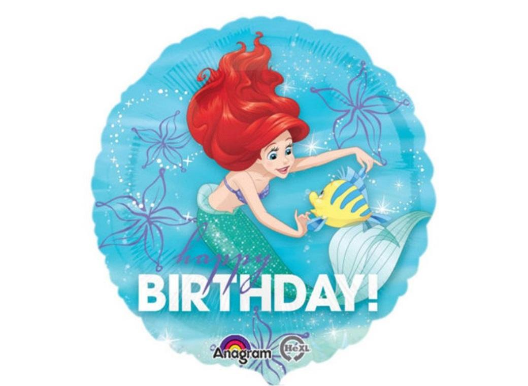 Ariel Dream Big HB Foil Balloon