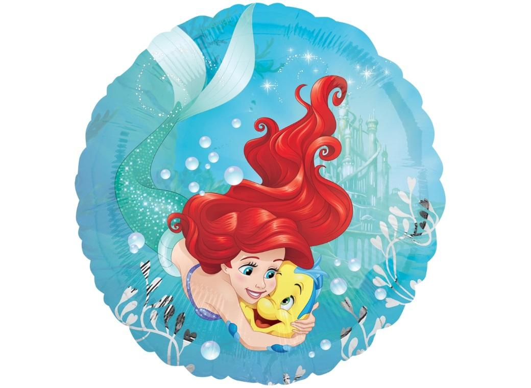 Ariel Dream Big Foil Balloon