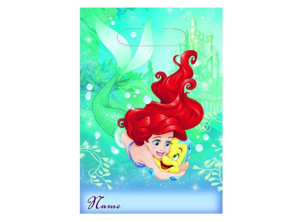 Ariel Dream Big Loot Bags - 8pk
