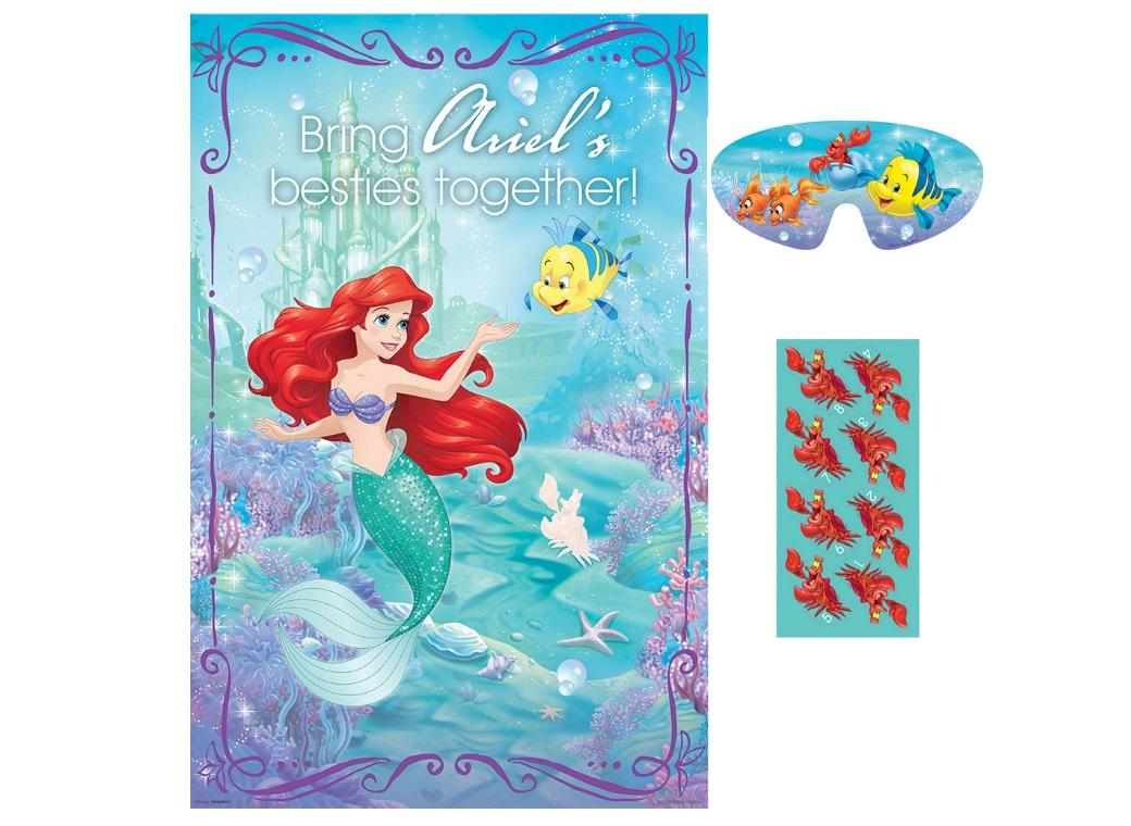 Ariel Dream Big Party Game