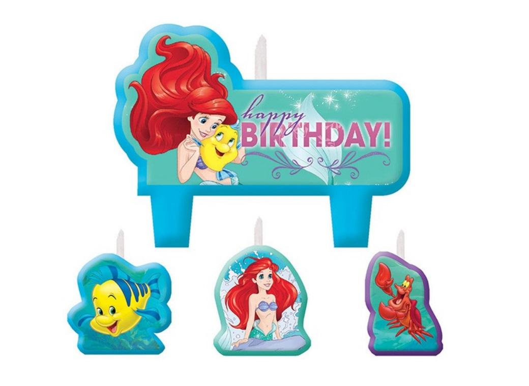 Ariel Dream Big Candle Set