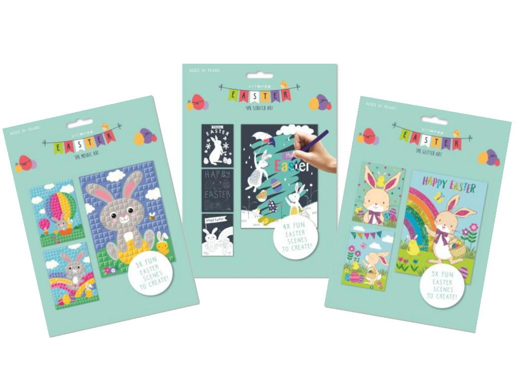 Easter Activity Kits - Assorted