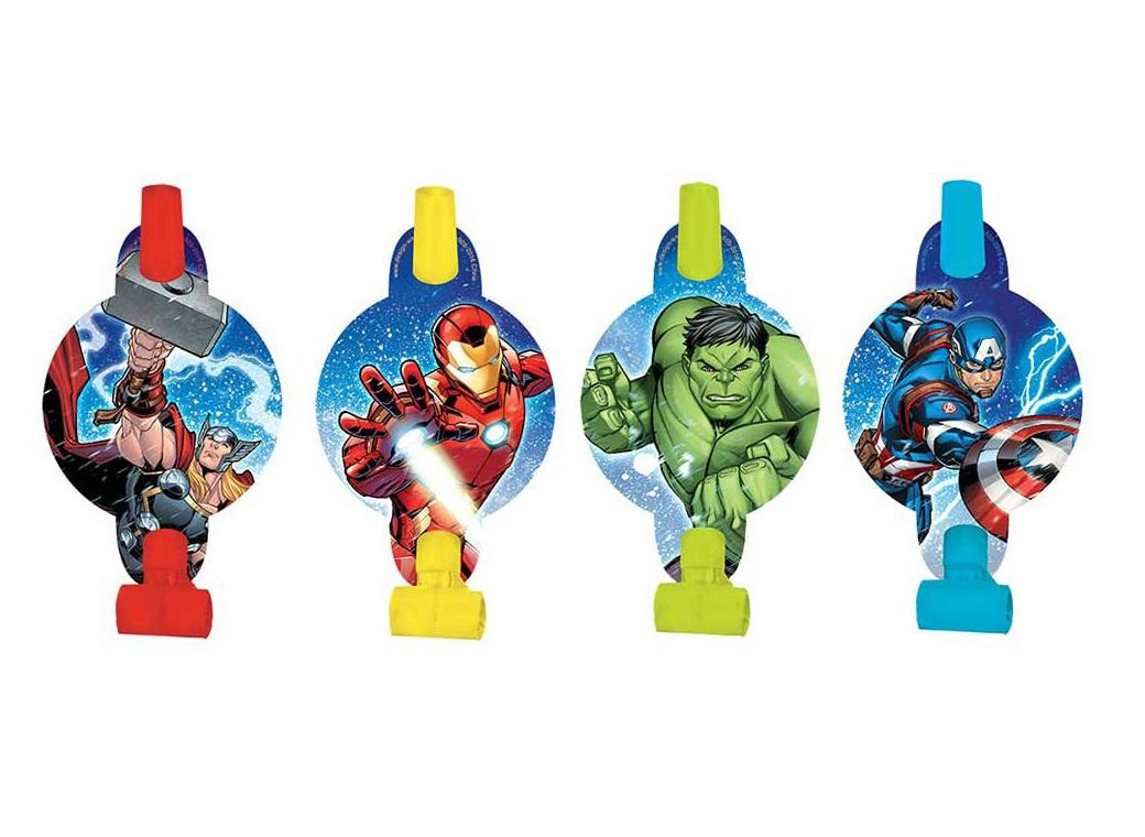 Avengers Epic Blowouts 8pk