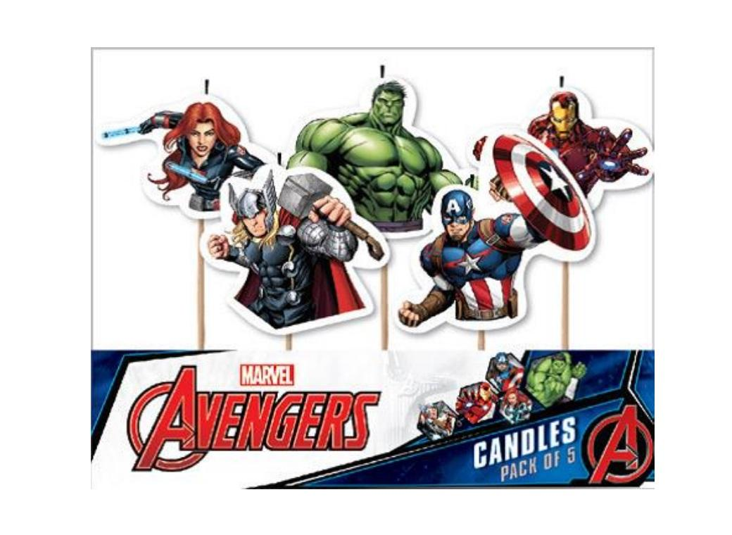 09adfd471fd0 Avengers Party Supplies