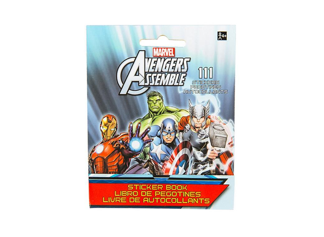 Avengers Sticker Book