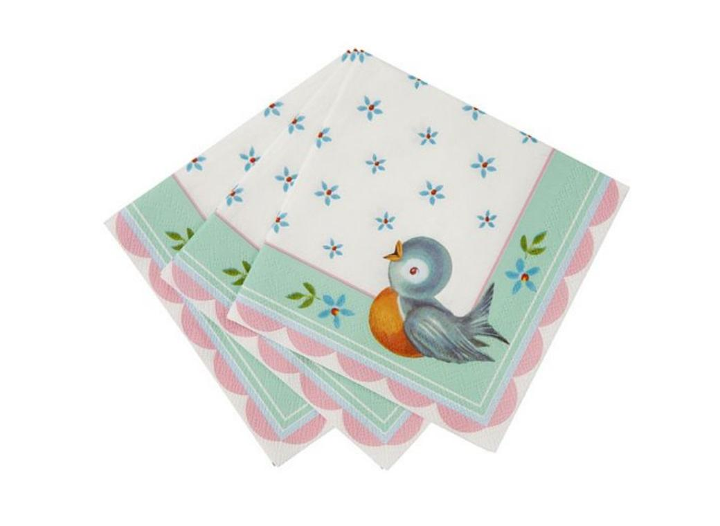 Baby on Board Napkins 20pk