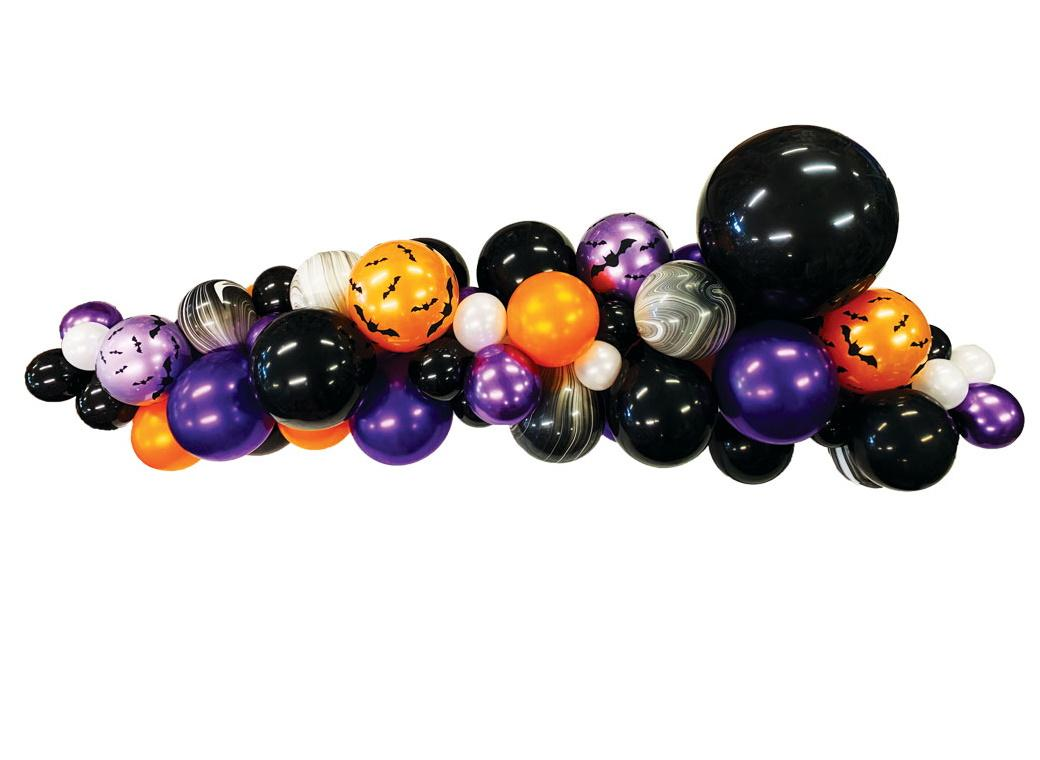 Balloon Garland Kit - Halloween