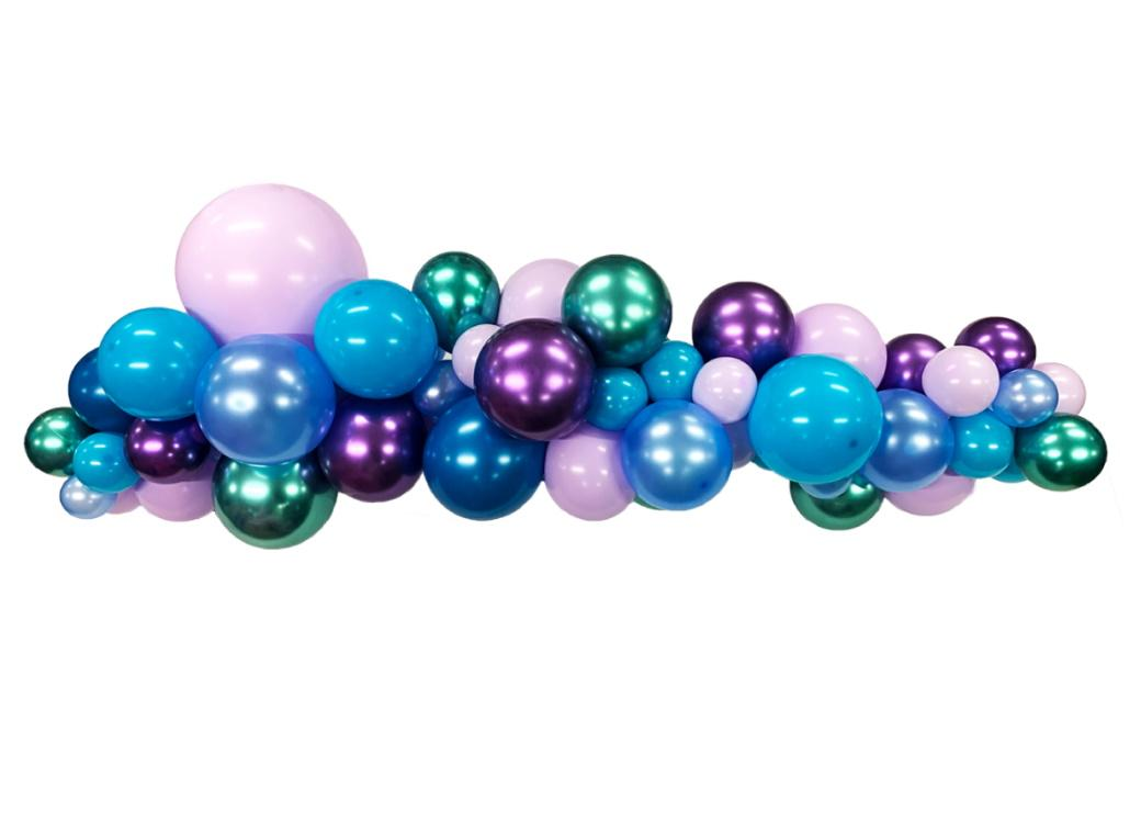 Balloon Garland Kit - Mermaid