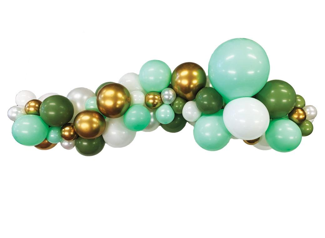 Balloon Garland Kit - Mint Luxe