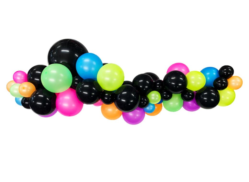Balloon Garland Kit - Neon