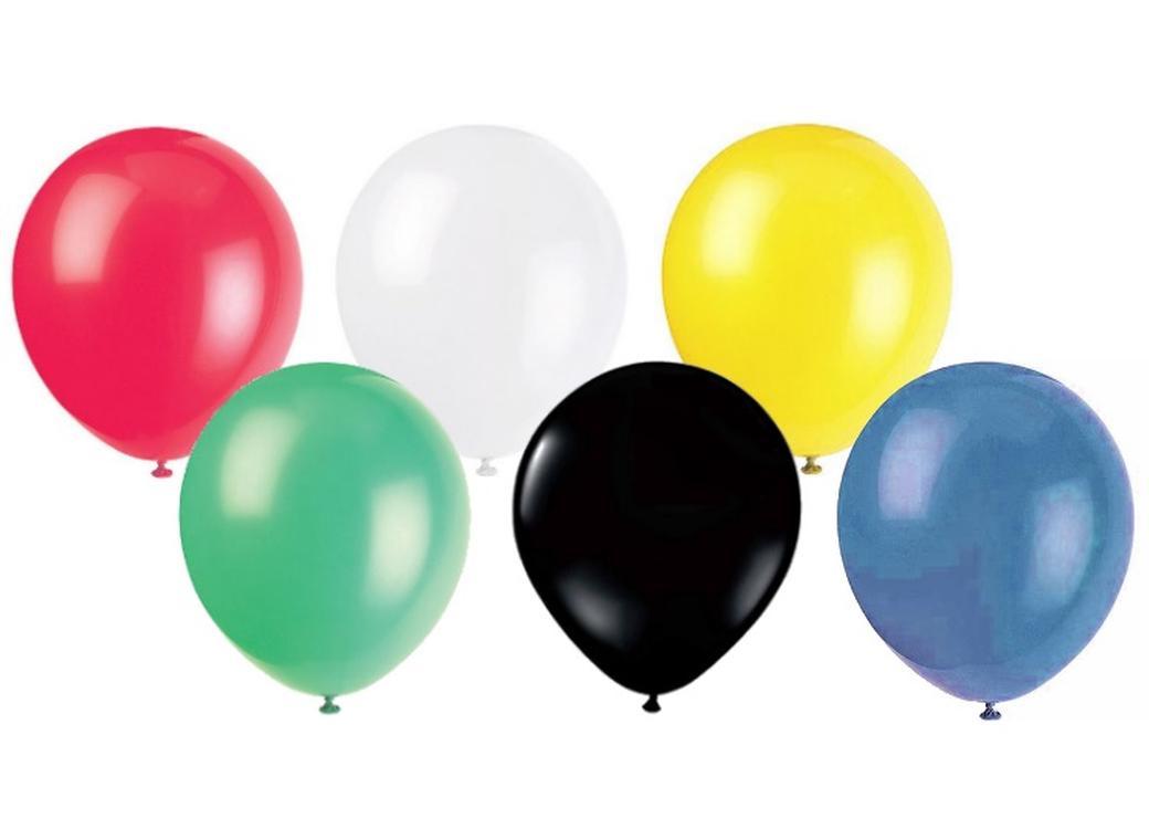 20pk Assorted Balloons - Classics