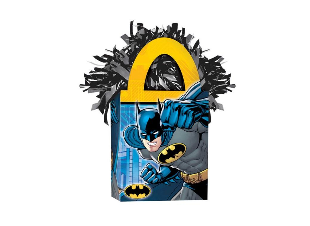 Batman Balloon Weight Tote
