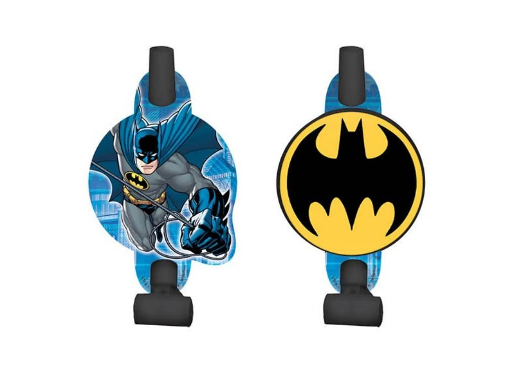 Batman Blowouts with Medallions - 8pk
