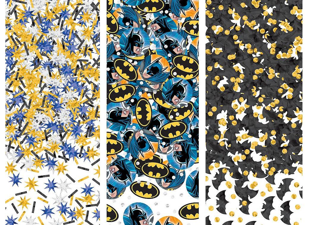 Batman Confetti Value Pack