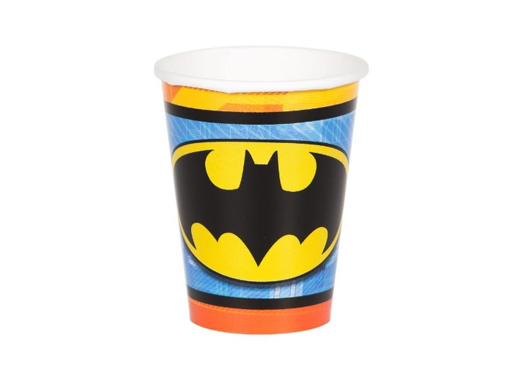 Batman - Cups 8pk