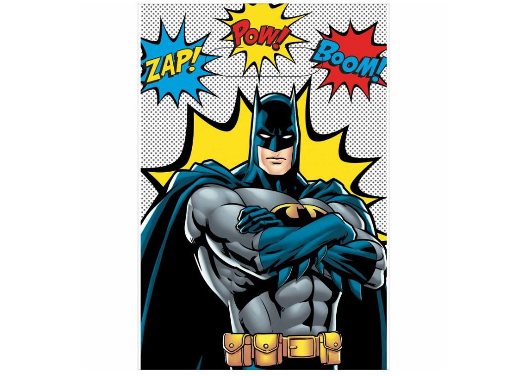 Batman Loot Bags 8pk