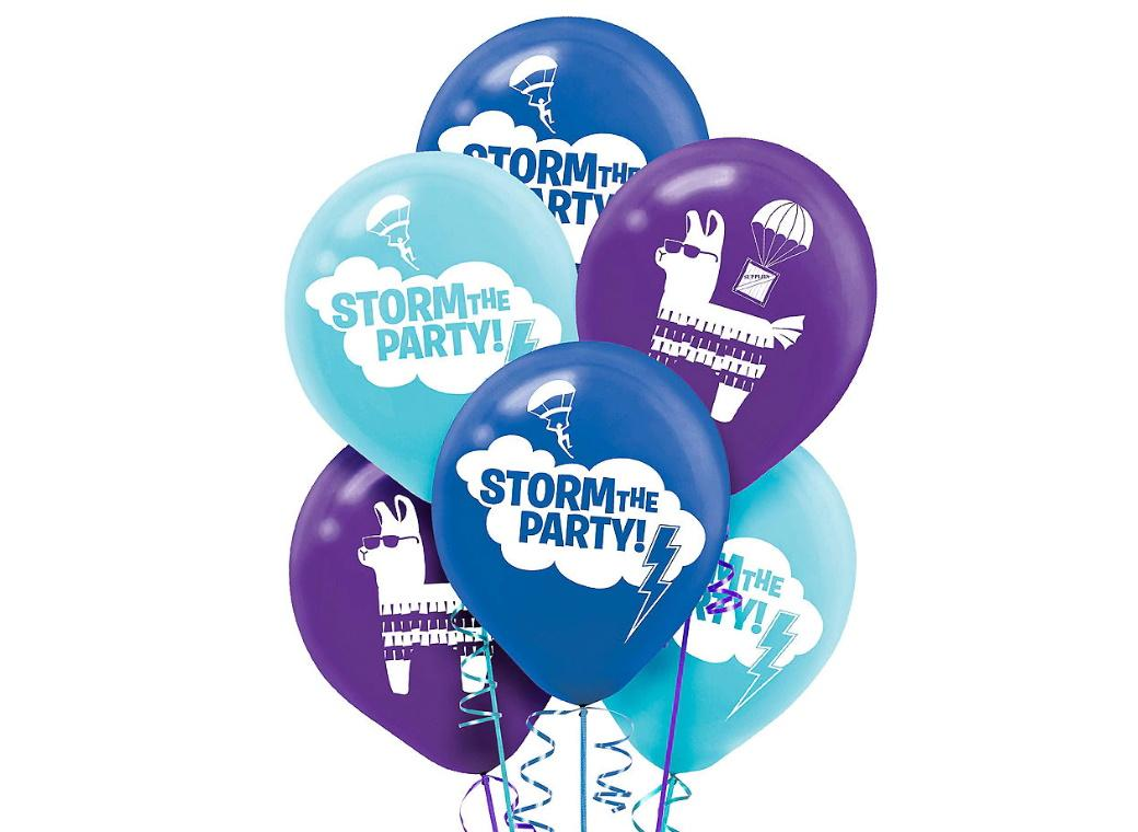 Battle Royal Balloons 6pk