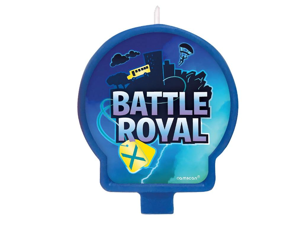 Battle Royal Candle