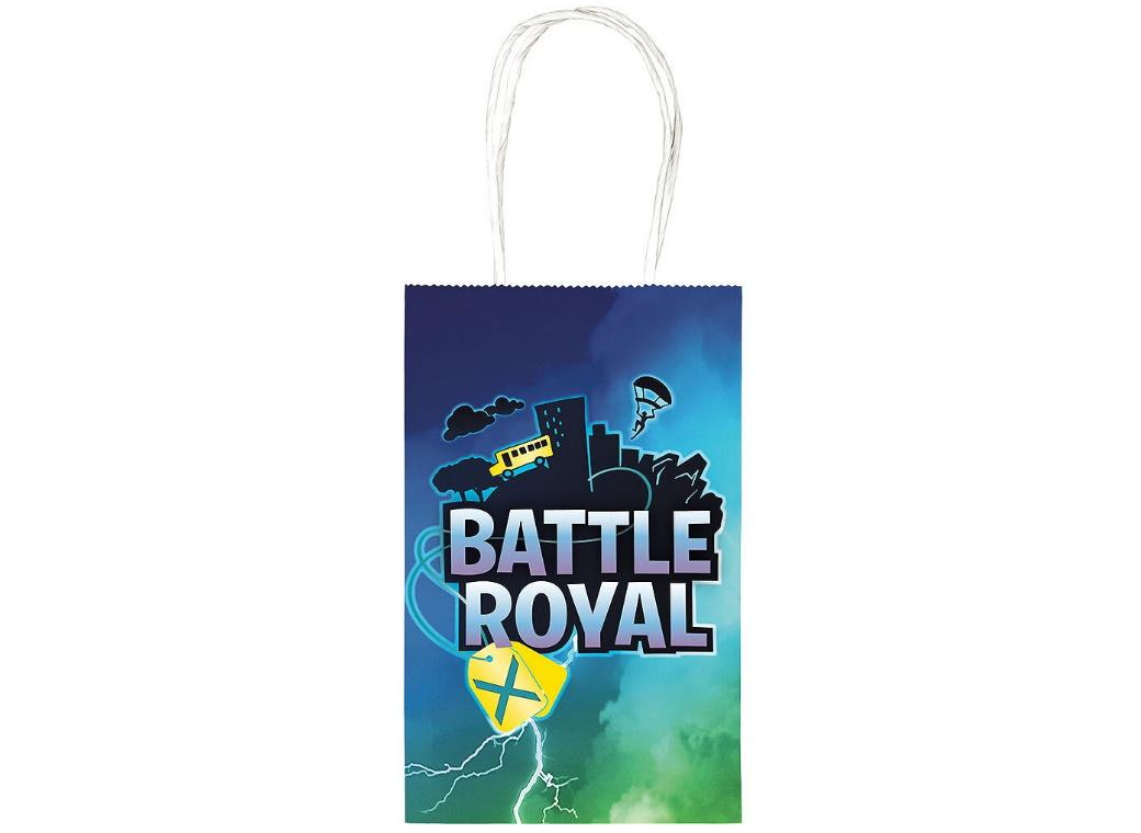 Battle Royal Treat Bags 8pk
