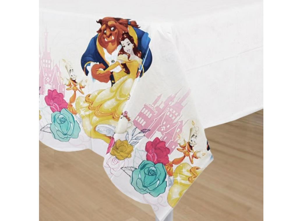 Beauty and the Beast Tablecover