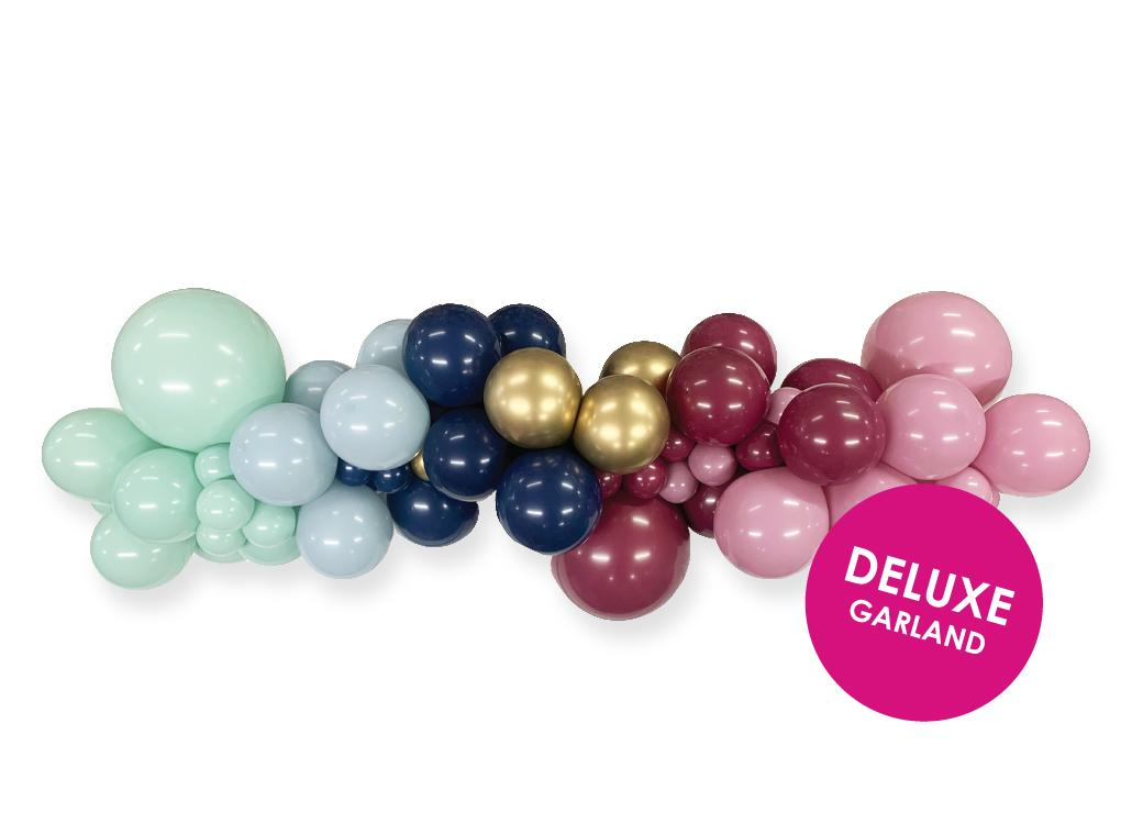 Deluxe Balloon Garland Kit - Bejewelled