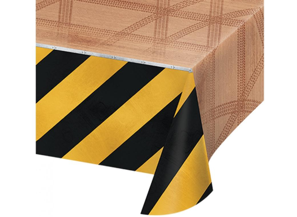 Big Dig Construction Tablecover