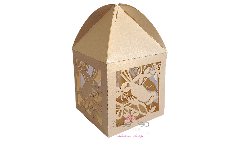 Bird Favour Box