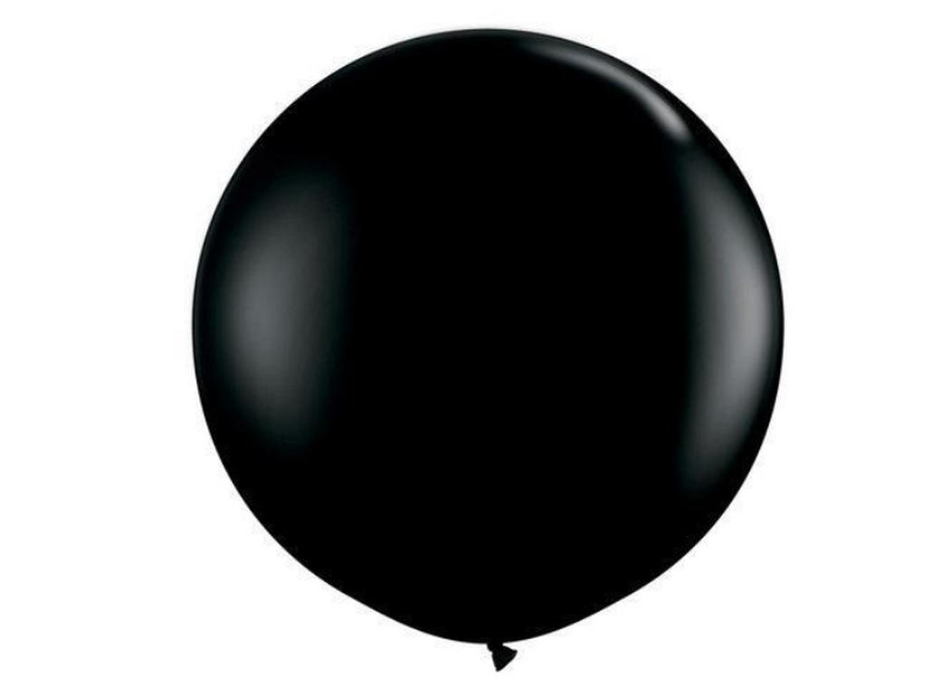 Jumbo Balloon - Black