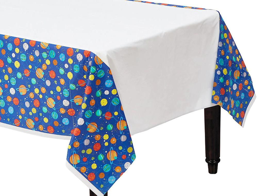 Blast Off Table Cover