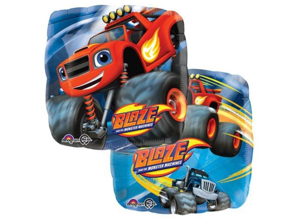Blaze & the Monster Machines Foil Balloon