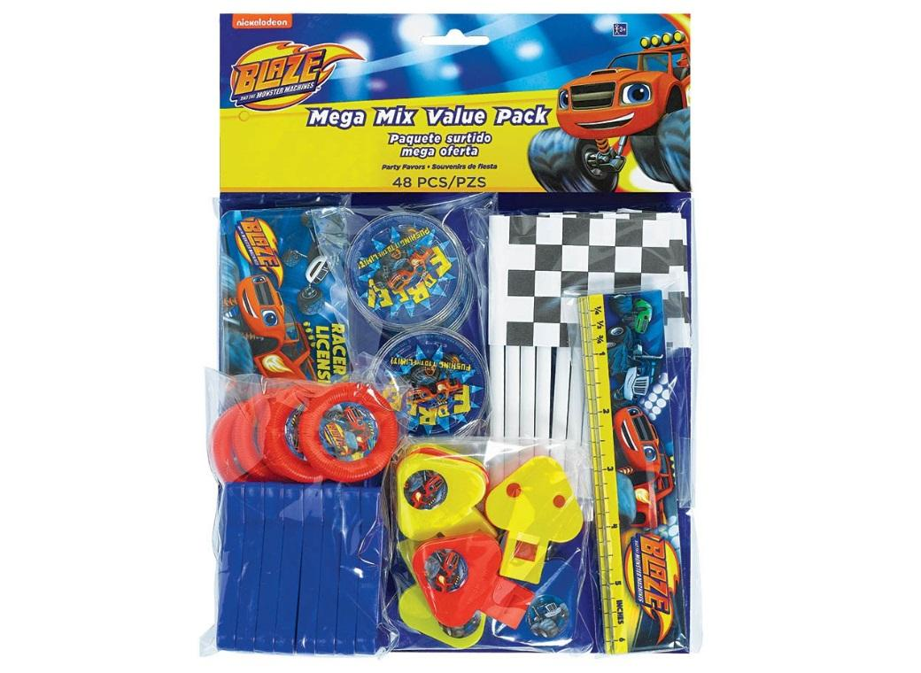 Blaze  &  the Monster Machines Favour Pack
